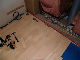 how to put laminate flooring on concrete home decorating