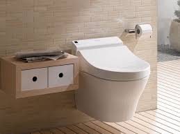 Modern Bathroom Toilets by Bathroom Modern Bathroom Design With Tile Wall Mount And Wall