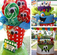 kara u0027s party ideas monster birthday party supplies ideas planning