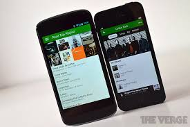where are apps stored on android xbox for ios and android now streams songs from onedrive for