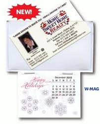 Magnetic Business Card Holder Magnetic Business Card Holder Calendar W Mag Personalized
