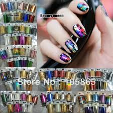 nail art for beginners 2017 how to do transfer foil nail art
