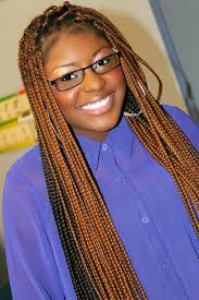 Light Brown Box Braids 94 Best Box Braids Images On Pinterest Natural Hairstyles