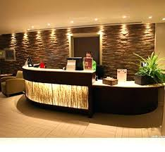 Design Home Interiors Office Reception Desk Ideas Front Office Furniture Ideas