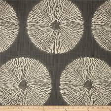 Discount Home Decor Fabric by Robert Allen Home Shibori Sol Greystone Discount Designer