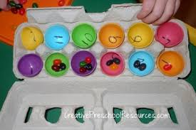 easter math activities creative preschool resources