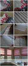 Making Roman Blinds 15 Do It Yourself Hacks And Clever Ideas To Upgrade Your Kitchen 7