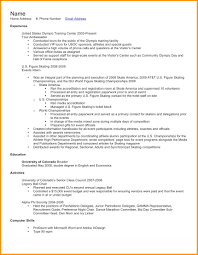 entry level it resume 7 entry level resumes precis format