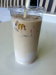Iced Coffee Mcd 1 large iced coffee at mcdonalds poor starving students
