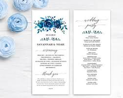 deco wedding program printable wedding program template simple wedding programs