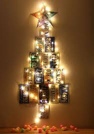 50 ideas for christmas trees with recycled materials recycled