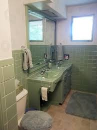 green bathroom tile ideas terrific bathroom tile ideas from 12 reader bathrooms retro