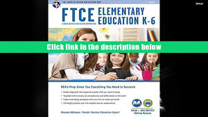 audiobook ftce elementary education k 6 book online ftce