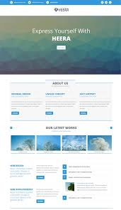 templates bootstrap html5 30 bootstrap website templates free download