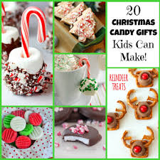 christmas candy gifts 20 christmas candy gifts kids can make letters from santa