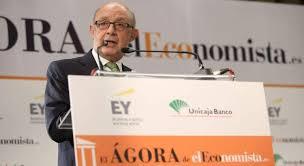 la revalorizacin de 2016 situar la eleconomistaes montoro quiere al psoe para pactar las pensiones y subir los