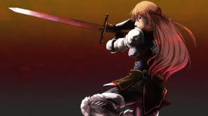 anime wallpapers girls sword fighting vocaloid full hd bakgrund and bakgrund 2400x1350 id 105220