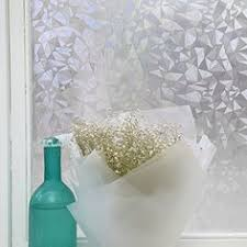 Decorative Window Decals For Home Glacier Premium Window Film Brewster Home Fashions Static Cling
