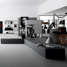 Bookcase Wall Contemporary Bookcase Modern Book Shelf All Architecture And