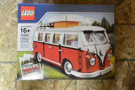 volkswagen lego lego sculptures volkswagen t1 camper van 10220 ebay