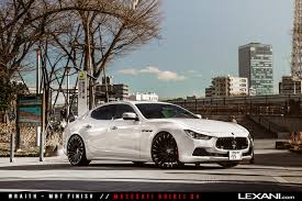 custom maserati ghibli welcome to custom wheel connection