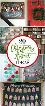 christmas advent calendar 20 christmas advent calendar ideas home stories a to z