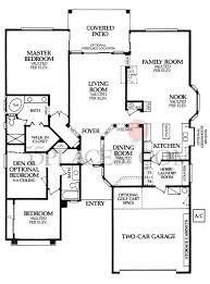 estancia floorplan 2420 sq ft pebblecreek 55places com