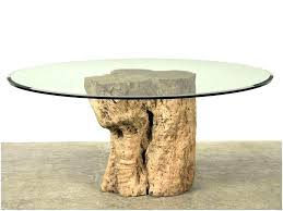 tree trunk end table tree trunk table top tree stump table tree trunk table top past