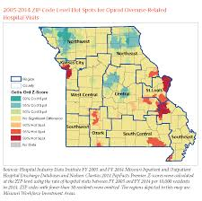 Zip Code Map Missouri by Painkiller Abuse Has Soared In Missouri In The Last Decade News Blog