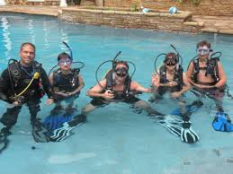 become certified padi open water diver certification scuba