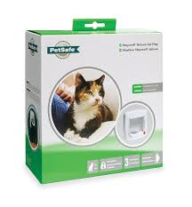 petsafe staywell deluxe manual 4 way locking cat flap white