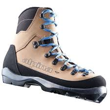 womens boots bc alpina montana nnn bc boots s