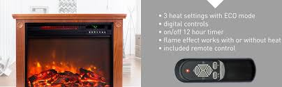 how do infrared heat ls work top 7 infrared fireplace heaters enjoy the look of a log fire in winter