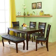 nilkamal kitchen furniture at home by nilkamal larissa six seater dining set with bench