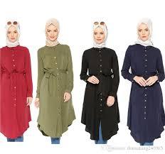 east clothing 2018 middle east shirt abayas muslim blouse islamic clothing
