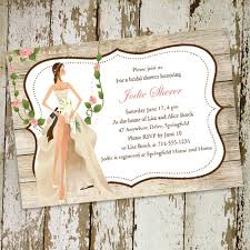 vintage bridal shower vintage garden country bridal shower invitations online ewbs052 as