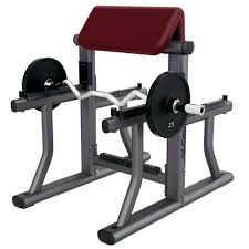 Bench Bicep Curls Signature Series Arm Curl Bench Life Fitness Strength Training