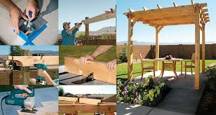 How To Make A Pergola by 13 Free Pergola Plans You Can Diy Today