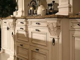 white distressed kitchen cabinets painted traditional thedailygraff com