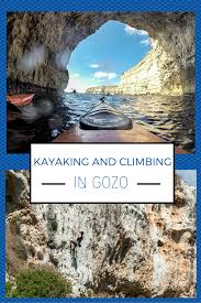 gozo adventure from rocks to sea the crowded planet