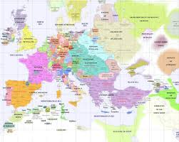 Spain Map Quiz by Maps Map Of Europe 1500