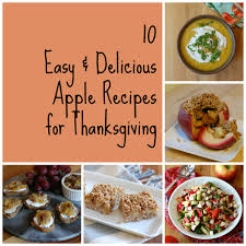 10 apple recipes for thanksgiving turnip the oven