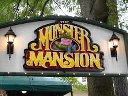 Six Flags Atlanta Water Park Behind The Scenes At The Opening Of Monster Mansion At Six Flags