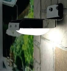 battery powered motion sensor lights outdoor battery operated motion light prediter info
