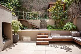 Split Level Garden Ideas Brilliant Backyard Ideas Big And Small