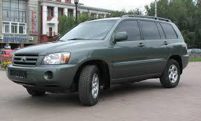 toyota highlander 2017 black 2004 toyota highlander information and photos zombiedrive
