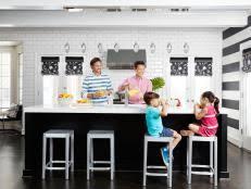 Kitchen Design Ideas With Islands Kitchen Ideas U0026 Design With Cabinets Islands Backsplashes Hgtv
