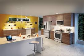 kitchen white ceiling design ideas with kitchenaid refrigerator