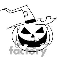 scary halloween clipart black and halloween clip art black and white pumpkin clipart panda free