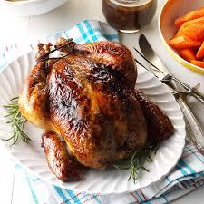 Balsamic Roast Beef In Oven Balsamic Roast Chicken Recipe Taste Of Home